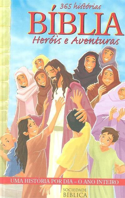 Biblía 365 histórias (il. Gustavo Mazali)