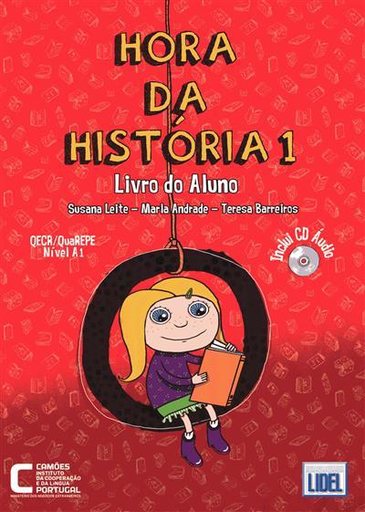 Hora da história, 1 (Susana Leite, Marla Andrade, Teresa Barreiros)