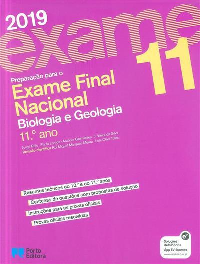 Preparação para o exame final nacional  2019 (Jorge Reis... [et al.])