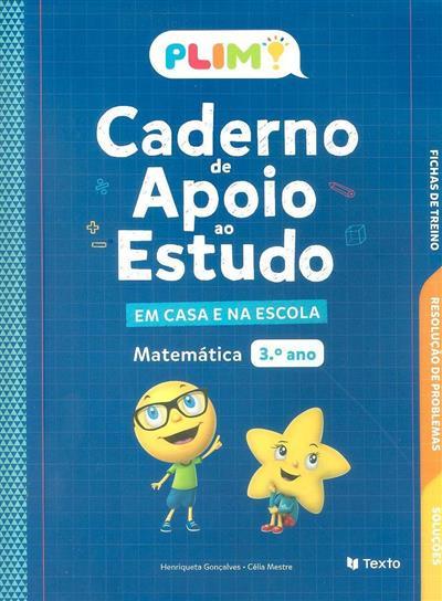 Matemática, 3º ano (Henriqueta Gonçalves, Célia Mestre)