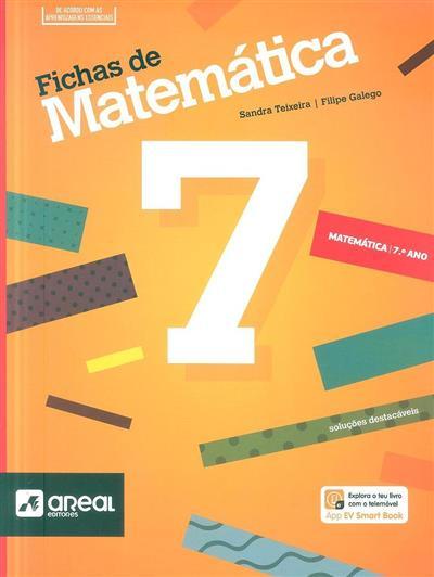 Fichas de matemática (Sandra Teixeira, Filipe Galego)