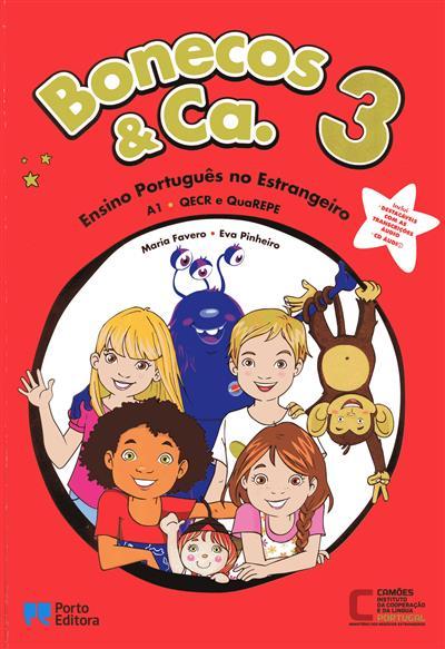 Ensino Português e estrangeiro (Maria Favero, Eva Pinheiro)