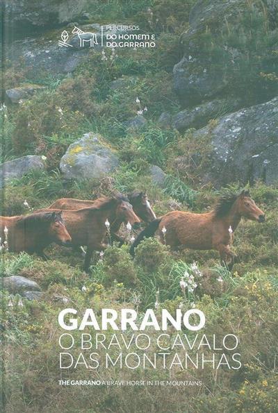 Garrano, o bravo cavalo das montanhas (coord. José Maria Costa)