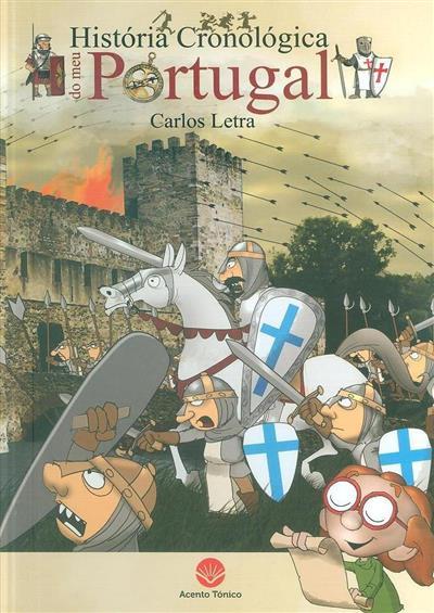 História cronológica do meu Portugal (Carlos Letra)