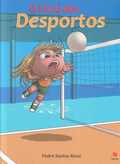 O livro dos desportos (Pedro Santos Alves)