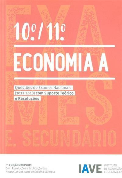 Economia A (Instituto de Avaliação Educativa)