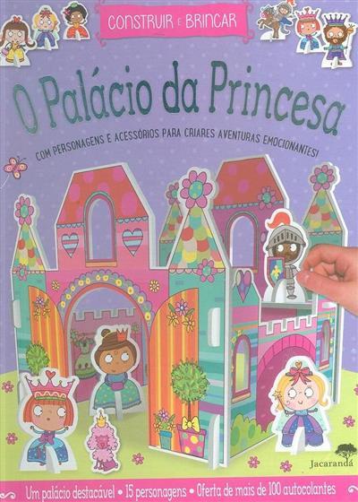 O palácio da princesa (il. Lara Ede)