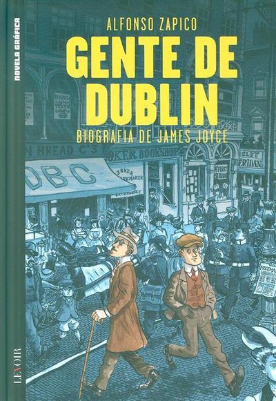 Gente de Dublin (Alfonso Zapico)