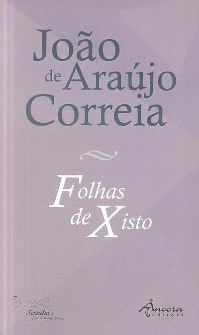Folhas de xisto (João de Araújo Correia)