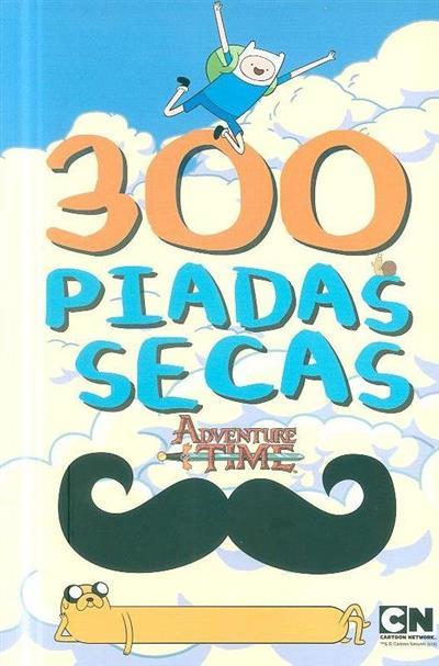 300 piadas secas (ed. António Nunes)