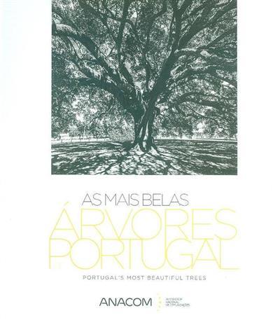 As mais belas árvores de Portugal (coord. Ana Rita Ramos)