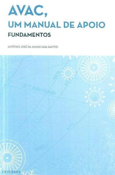AVAC, um manual de apoio (António José da Anunciada Santos)