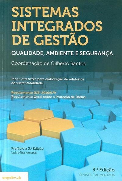Sistemas integrados de gestão (coord. Gilberto Santos)