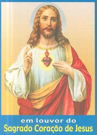 Em louvor do Sagrado Coração de Jesus (Januário dos Santos)