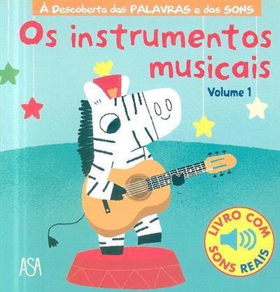 Os instrumentos musicais (Marion Bilet)