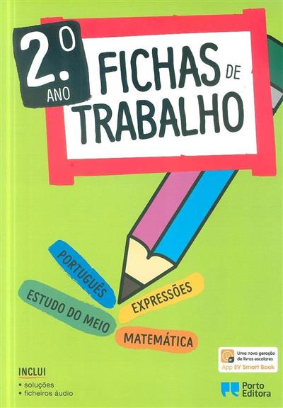 Fichas de trabalho, 2º ano (José Sousa Batista)