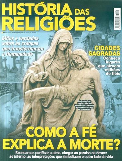 História das Religiões (propr. e ed. PressPeople)
