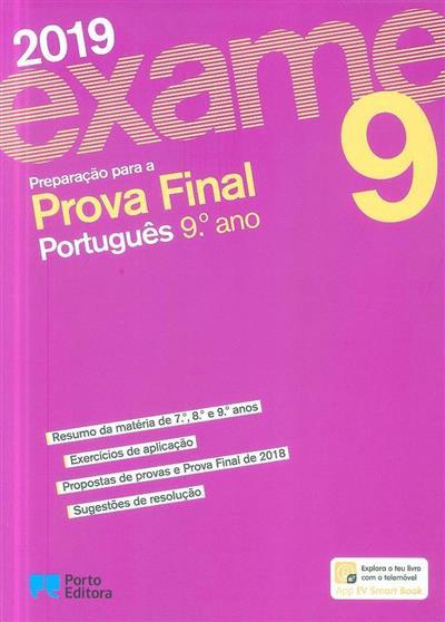 Preparação para a prova final 2019 (Susana Ribeiro Nunes)