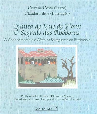Quinta de Vale de Flores, o segredo das abóboras (Cristina Costa)