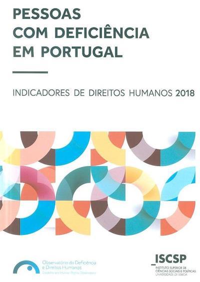 Pessoas com deficiência em Portugal (Paula Campos Pinto, Teresa Janela Pinto)