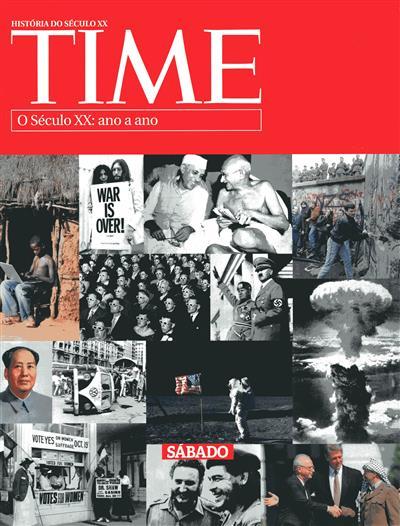 Time, história do Século XX (textos Ricard Regàs)