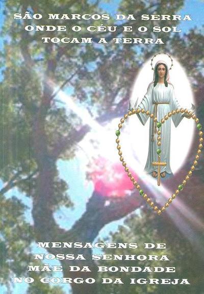 São Marcos da Serra onde o céu e o sol tocam a terra (Maria Justa de Jesus de Castro)