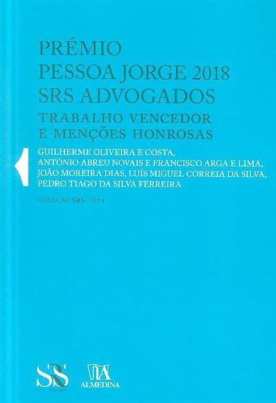1º Prémio Pessoa Jorge 2018