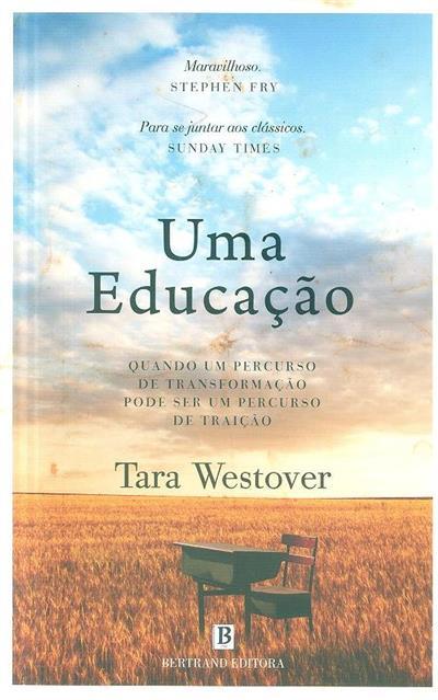 Uma educação (Tara Westover)