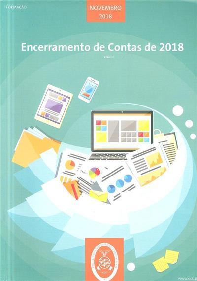 Encerramento de contas 2018 (Avelino Azevedo Antão, Armando Tavares, João Paulo Marques)
