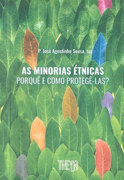 As minorias étnicas (José Agostinho Sousa)