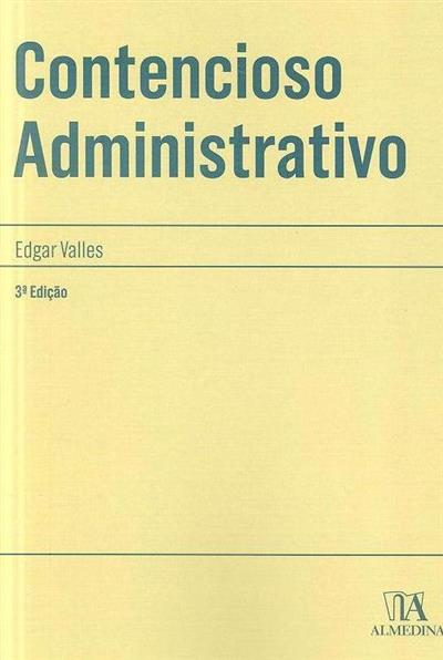 Contencioso administrativo (Edgar Valles)