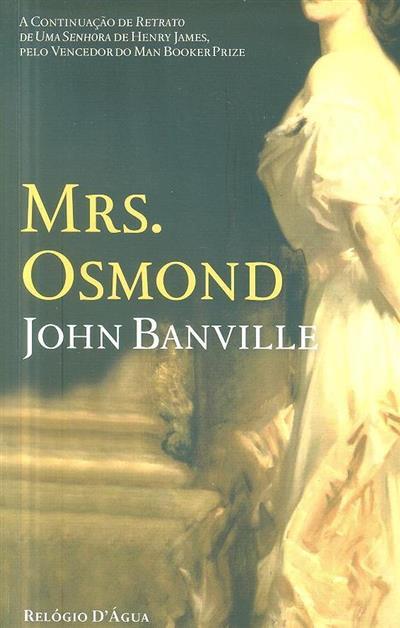 Mrs. Osmond (John Banville)