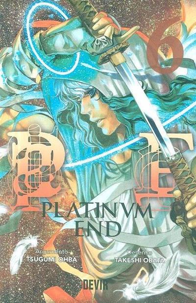 Platinum end (Tsugumi Ohba)