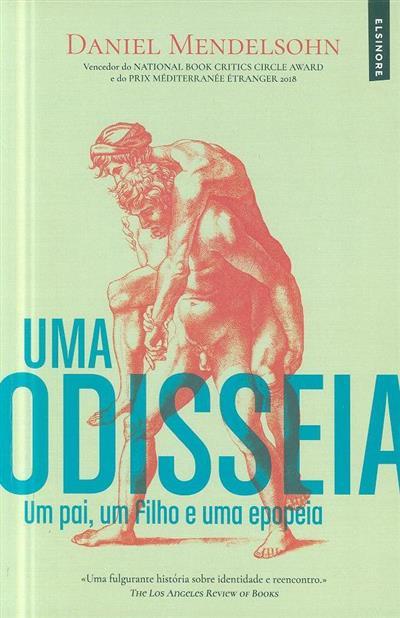 Uma odisseia (Daniel Mendelsohn)