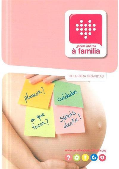 Guia para grávidas (coord. António Pina)