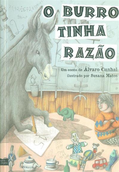 O burro tinha razão (Álvaro Cunhal)
