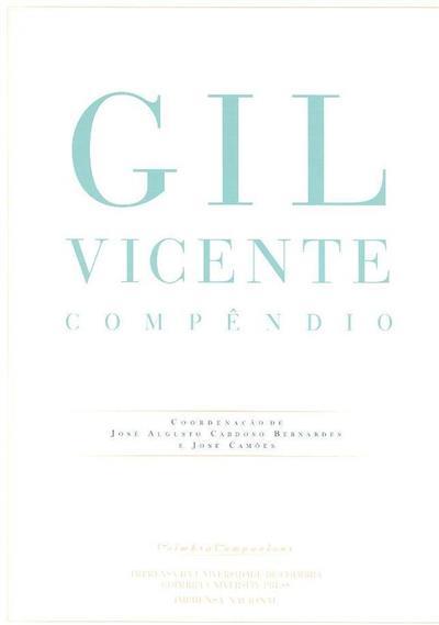 Gil Vicente (coord. José Augusto Cardoso Bernardes, José Camões)