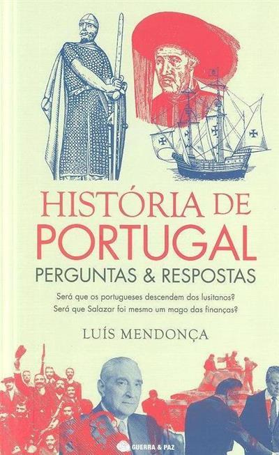 História de Portugal (Luís Mendonça)