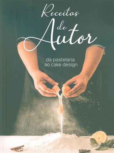 Receitas de autor (Francisco Henriques, Teresa Henriques)