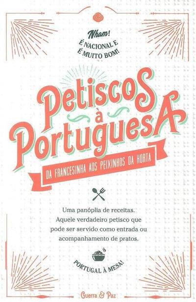 Petiscos à portuguesa