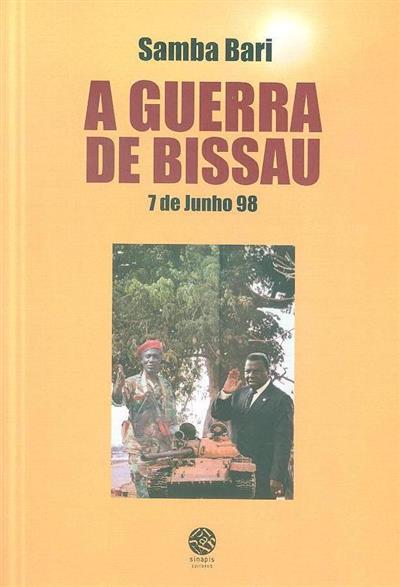 A guerra de Bissau (Samba Bari)