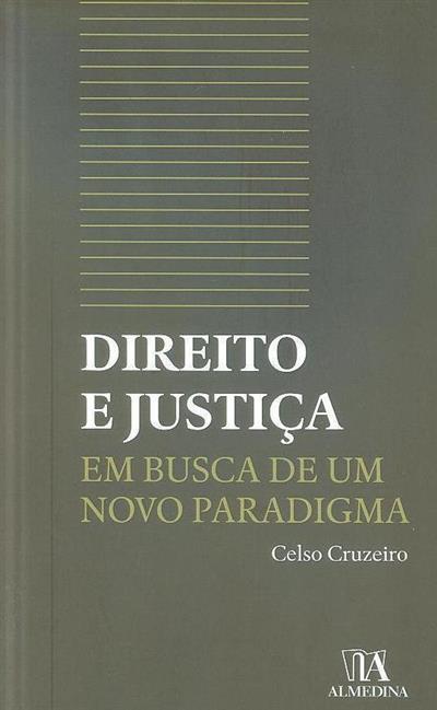 Direito e justiça (Celso Cruzeiro)