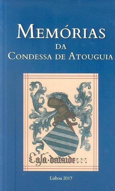 Memórias da Condessa de Atouguia (Mariana Bernarda de Távora)