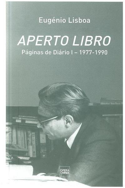 Aperto libro (Eugénio Lisboa)