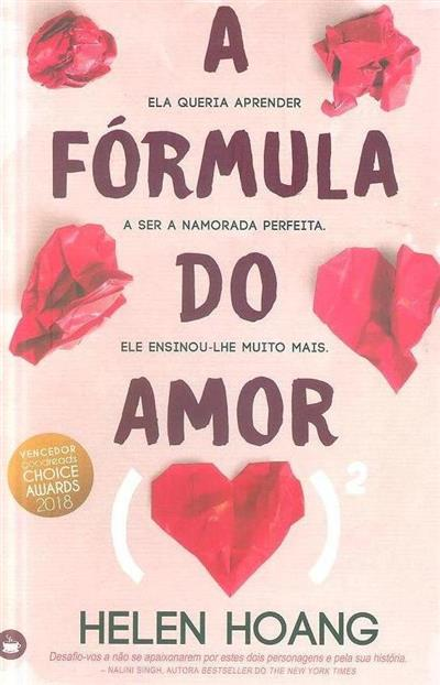 A fórmula do amor (Helen Hoang)