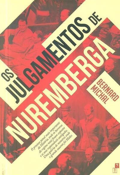Os julgamentos de Nuremberga (Bernard Michal)
