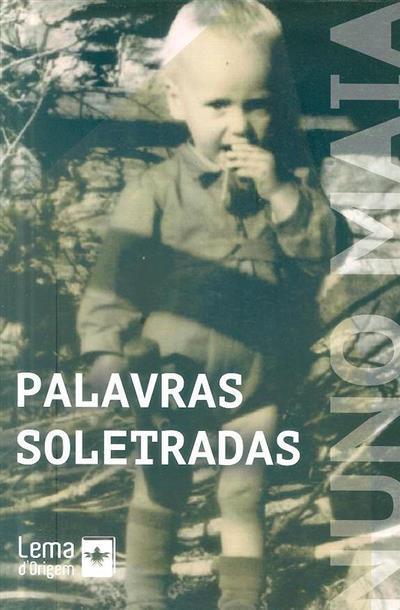 Palavras soletradas (Nuno Maia)
