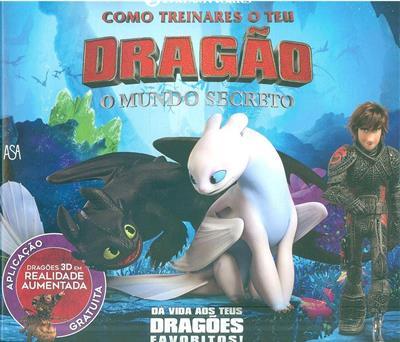 Como treinares o teu dragão (Emily Stead)