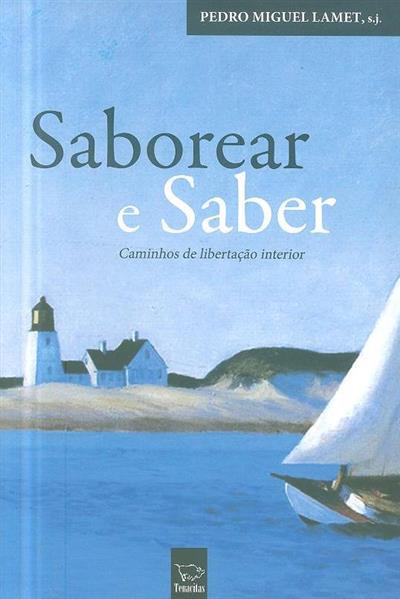 Saborear e saber (Pedro Miguel Lamet)