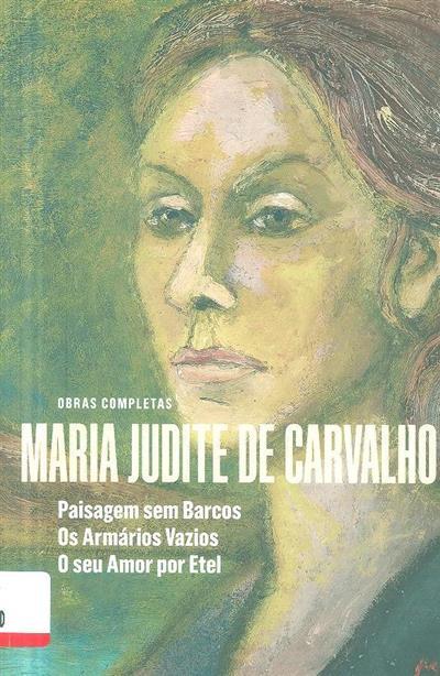Paisagens sem barcos ; (Maria Judite de Carvalho)